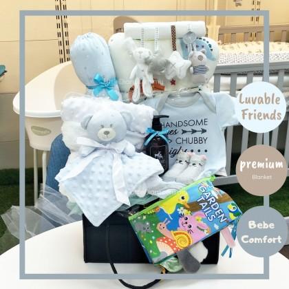 Baby Hamper Gift Set - R159