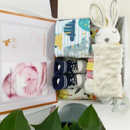 Charming Baby Gift Box - G38