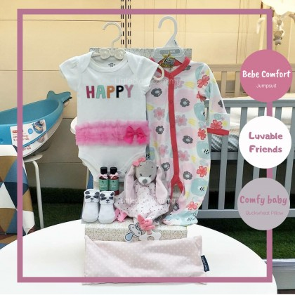 Baby Hamper Gift Set - R179