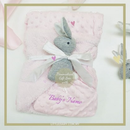 Personalize Baby Blanket