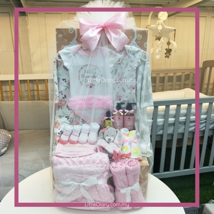 Baby Hamper Gift Set - R190