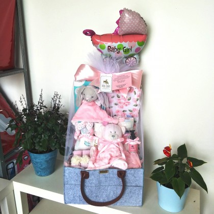 Baby Hamper Gift Set - J193