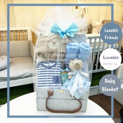 Baby Hamper Gift Set - R199