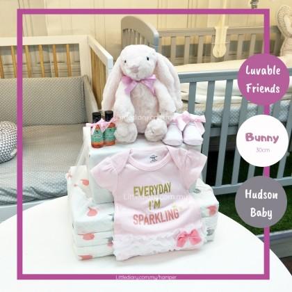 Baby Hamper Cake Gift Set - R211