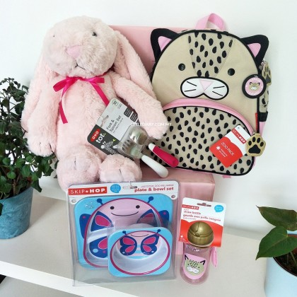Baby Hamper Gift Set - J212 (1-3 Year Old Hamper)