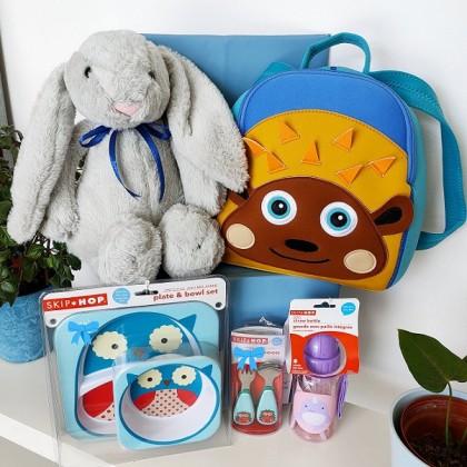 Baby Hamper Gift Set - J213 (1-3 Year Old Hamper)