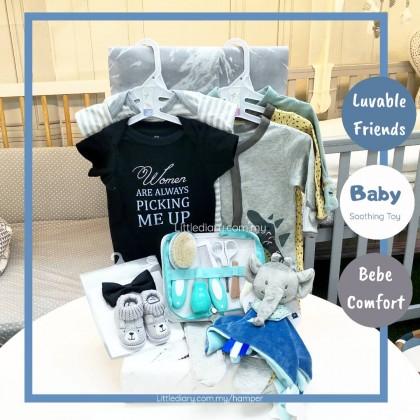 Baby Hamper Gift Set - J216