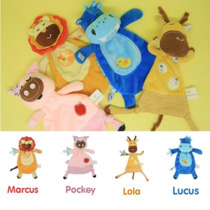 Marcus & Marcus Security Blanket Toy - Pokey