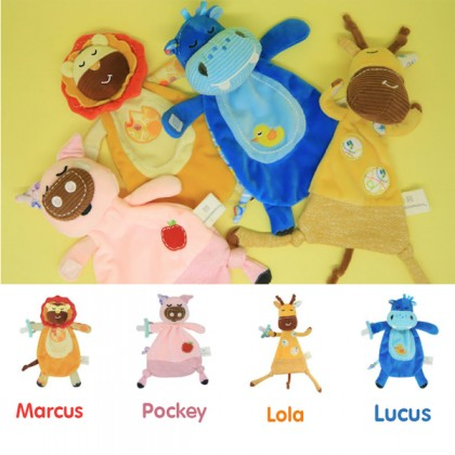 Marcus & Marcus Security Blanket Toy - Lola
