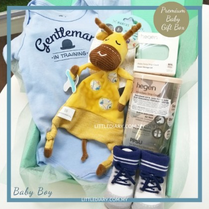 Premium Baby Boy Gift Box - G67