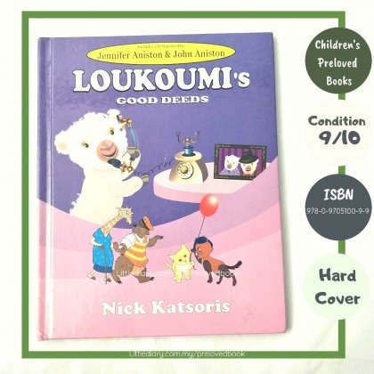 The Children's Preloved Book : Loukoumi's Good Deeds