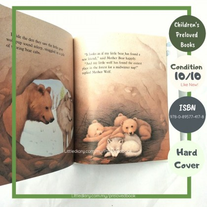 The Children's Preloved Book : Little Bear's New Friend