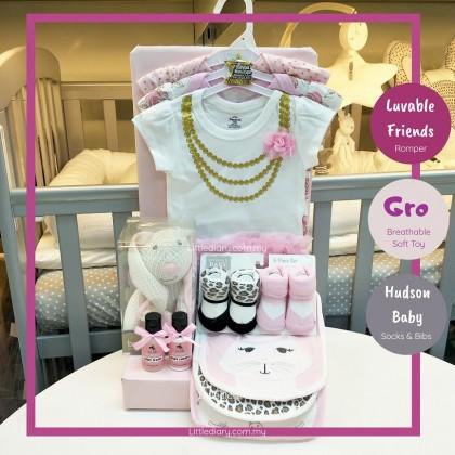 Baby Hamper Gift Set - J231