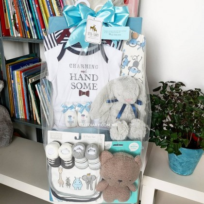 Baby Hamper Gift Set - J181