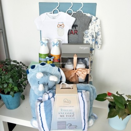 Baby Hamper Gift Set - J23