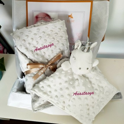 Personalize Baby Premium Blanket -PN72