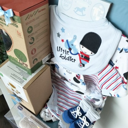 Baby Hamper Gift Set - J34