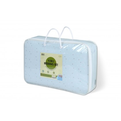 Comfy Baby 4 In 1 Bedding Set