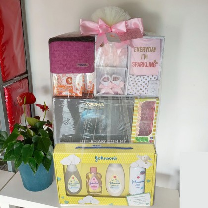 Mommy & Baby Hamper Gifts - C506