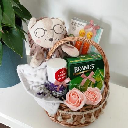 Mommy & Baby Hamper Gifts - J52