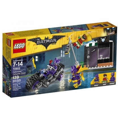 Lego 70902 Batman Movie: Catwoman Catcycle Chase