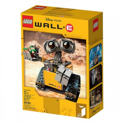 Lego 21303 Ideas: Wall-e