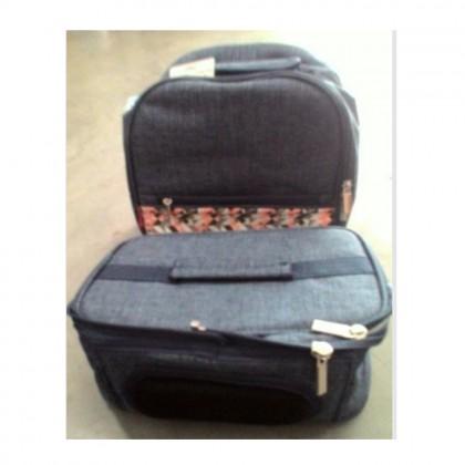 V-coool Removable detachable cooler bag Silicone Breast Pump Set