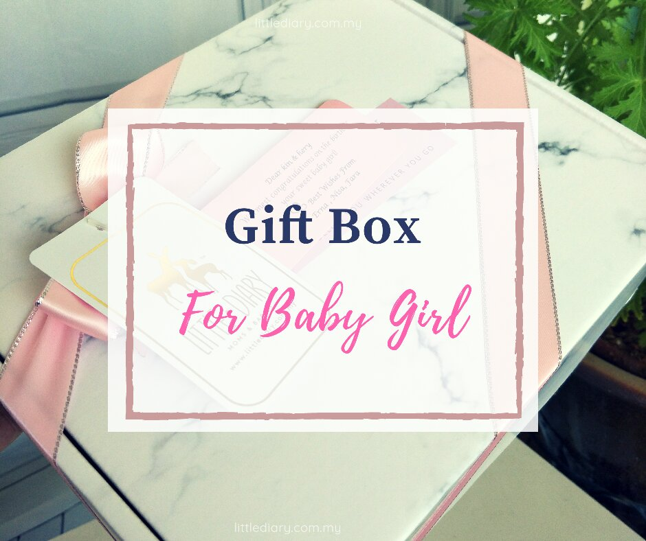 Gift Box for Baby Girl